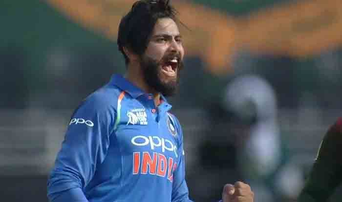 2nd ODI: Ravindra Jadeja Joins Kapil Dev, Sachin Tendulkar to Become Third All-Rounder From India to Complete 2000 Runs And 150 Wickets