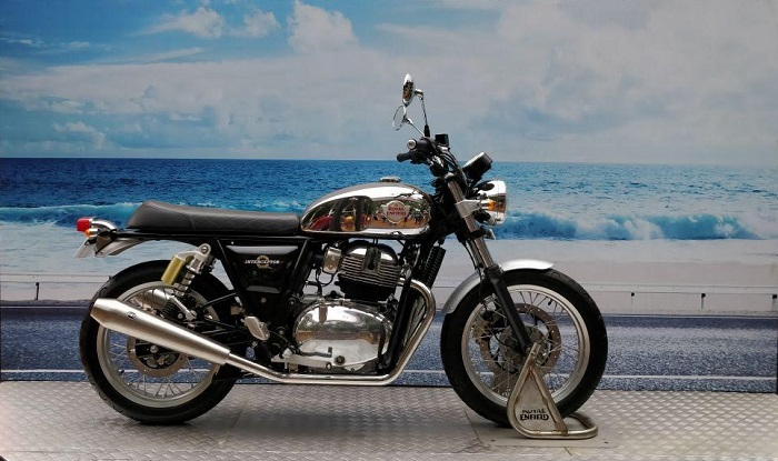 Royal Enfield Interceptor 650 Continental Gt 650 India Launch By