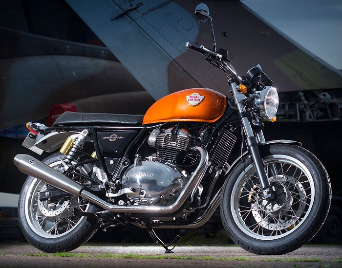 Royal Enfield Interceptor 650 Continental Gt 650 Bookings To