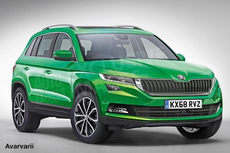 Next Gen Skoda Yeti Could Be Called The Karoq In India News Cars