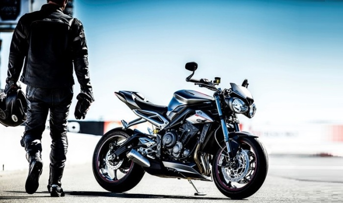 2017 Triumph Street Triple 765 India Launch Confirmed For 12th June