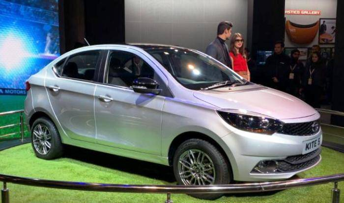 Tata Motors Names Kite 5 Sedan As Tata Tigor Launch Likely In March