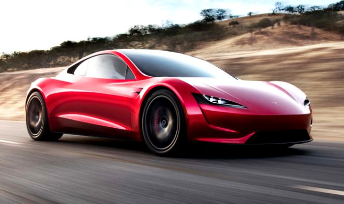 New Tesla Roadster 2020 Unveiled Price Specs Top Speed Video