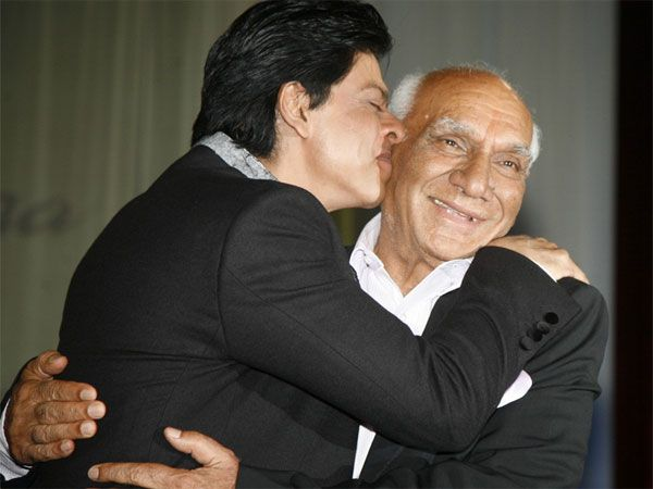 The concept of 'Fan' was first narrated to Shah Rukh Khan by Yash Chopra