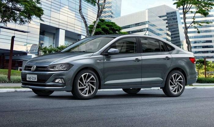 2018 Volkswagen Virtus Vento Successor Revealed Might Launch In