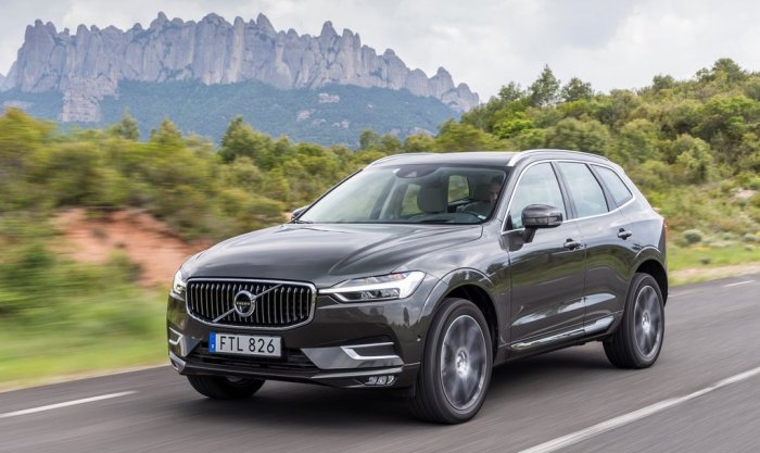 New Volvo Xc60 Suv Launching Today Watch Live Streaming And Online