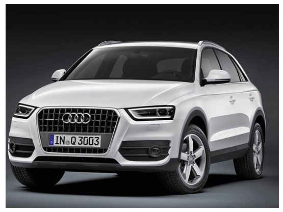 Audi Q3 Dynamic Launched Price In India Starting From Inr 38 40 Lakhs For