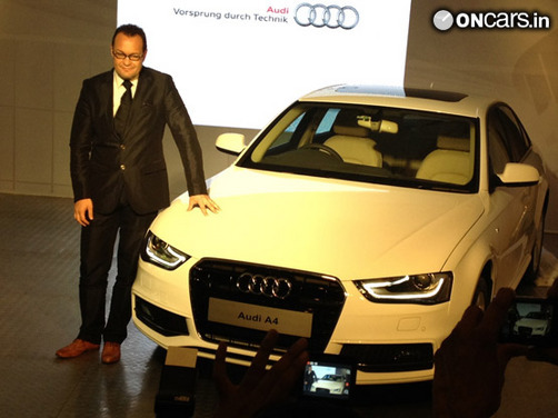New Audi A4 Launched In India For Rs 27 33 Lakh News Cars News