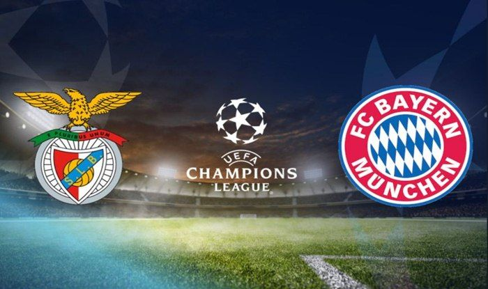 Benfica Vs Munich_picture Credits Twitter