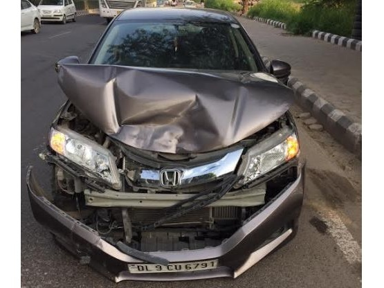 Honda City Fails To Deploy Airbags In Head On Collision Is Safety