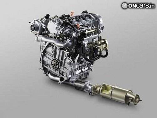 2012 Geneva Motor Show - Honda 1 6-litre i-DTEC diesel