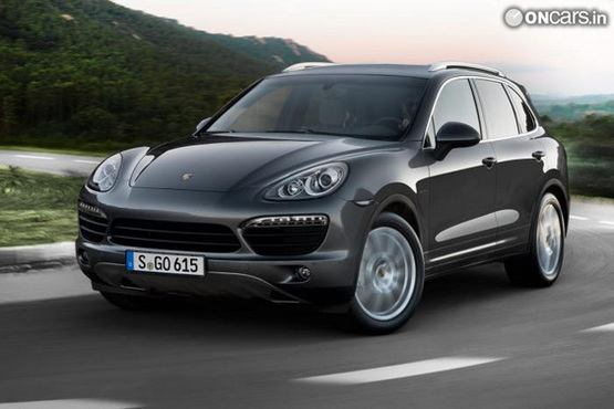 Porsche 2015 Cayenne Launched Price In India Starts From Inr 1 02