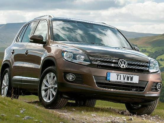 New Volkswagen Tiguan Suv India Launch In 2016 News Cars News
