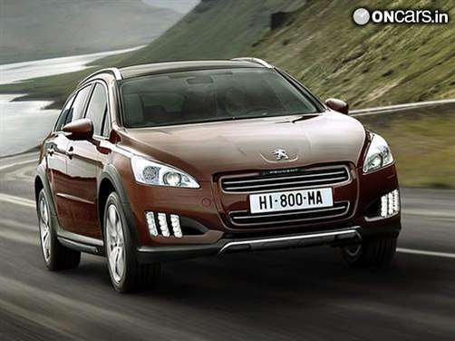 Peugeot Begins Construction For Facility In Sanand India Com