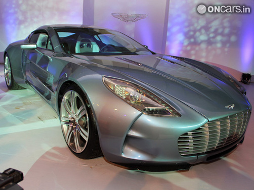 Aston Martin One 77 Sells For Record Price News Cars News India Com