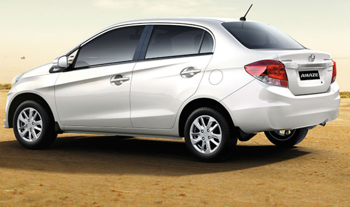 New Honda Amaze Starting At Rs 5 29 Lakh Launched News Cars News