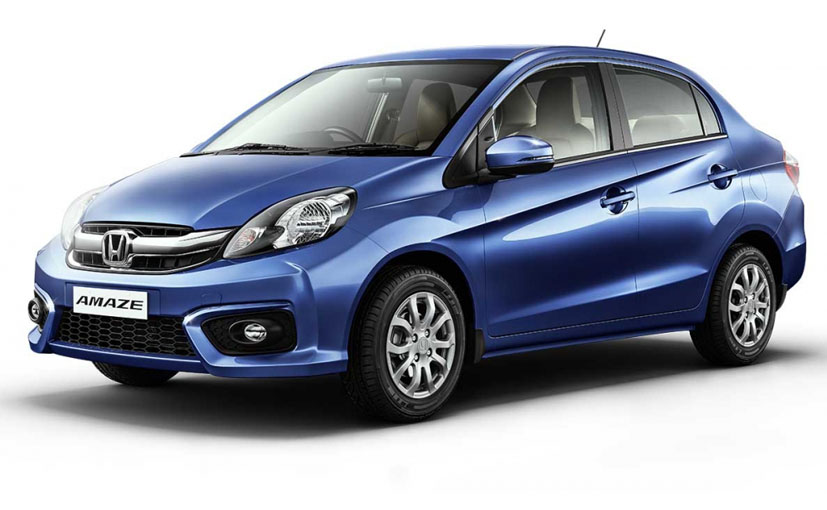 New Honda Amaze 2018 To Debut At Auto Expo Launch Date Price In