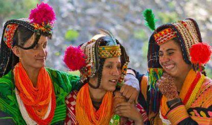 Hunza tribe most beautiful and healthy women of world secret lifestyle