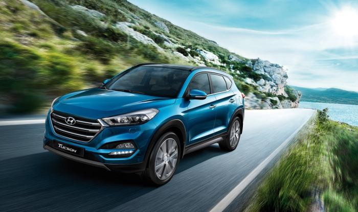New Hyundai Tucson All Wheel Drive To Launch In May 2017