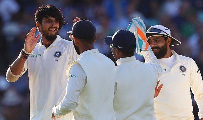 India vs England 5th Test: Ishant Sharma, Jasprit Bumrah Help India ...