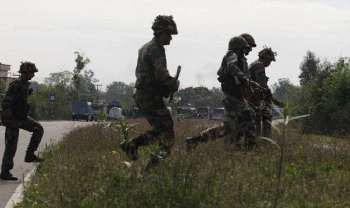 Jammu And Kashmir: Shots Fired After Suspicious Movement Noticed by Sentry at 44 Rashtriya Rifles' Dachoo Camp, Search Underway