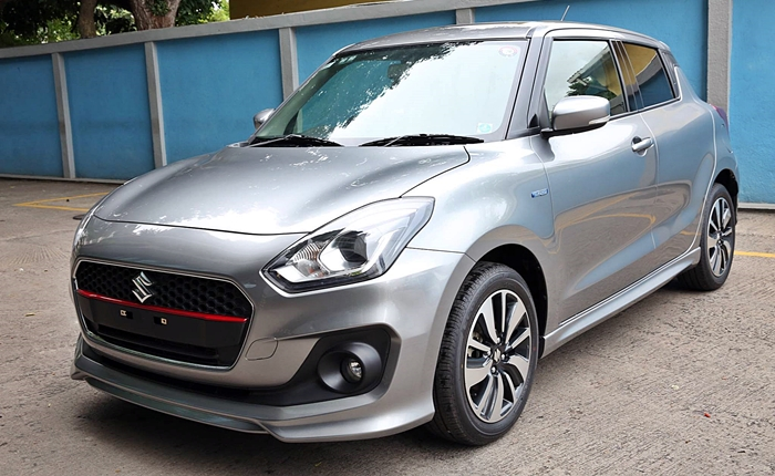 New Maruti Suzuki Swift Rs 2018 To Debut In India At Auto Expo 2018