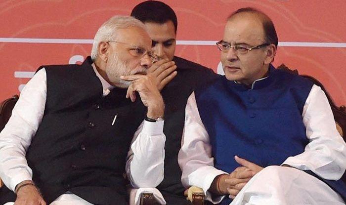 Gabbar Singh Tax, Rahul? BJP Takes a Dig at Rahul Gandhi After Manmohan Singh Presents Award to Arun Jaitley For GST Council