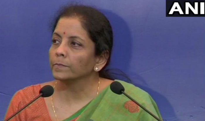 Few Families Benefit From Articles 370, 35A, Why Shouldn't we Review it Then: Nirmala Sitharaman