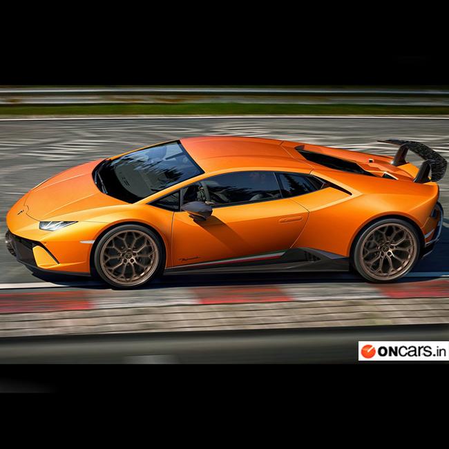 Lamborghini Huracan Performante Goes On Sale In India News Cars