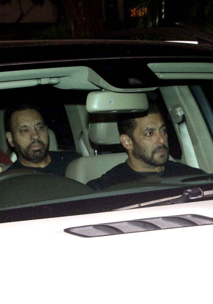 Salman Khan, Picture Courtesy- Yogen Shah
