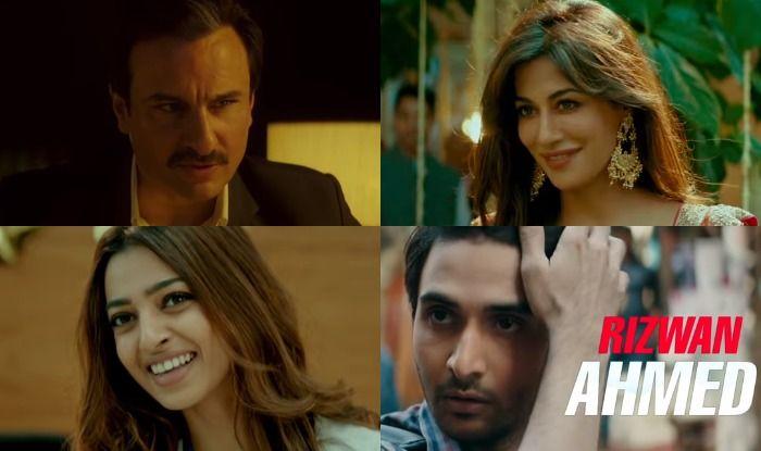 Baazaar Trailer: Saif Ali Khan, Radhika Apte, Rohan Vinod Mehra, Chitrangada Singh Will Teach You The Game of Money