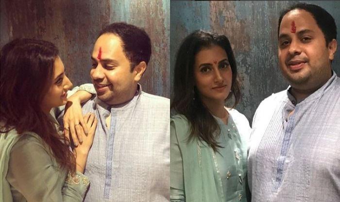 Aditi gupta and harshad chopra dating
