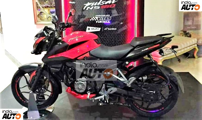 Exclusive Bajaj Pulsar Ns 160 To Launch In India In July 2017