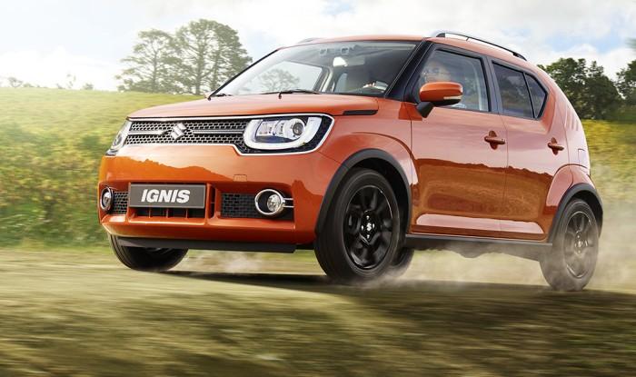 Maruti Suzuki Ignis Launch Live Updates Price In India Starts At