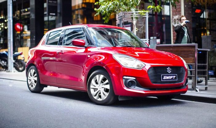 Maruti Suzuki Swift 2018 Bookings Open Officially Launch Date