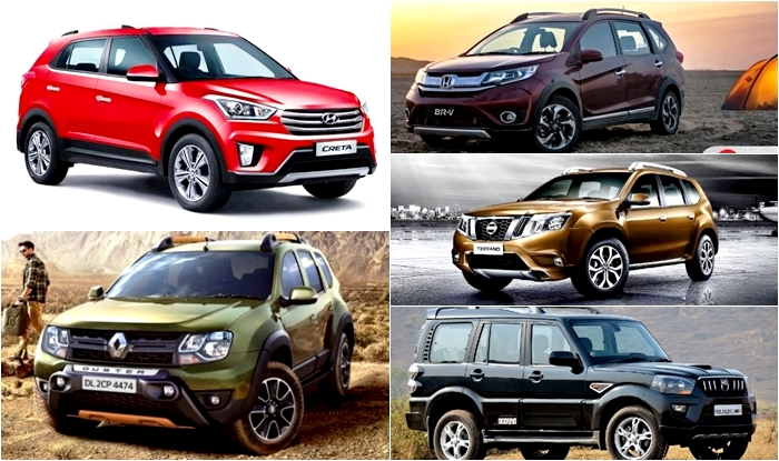 Top 5 Compact Suv Of 2016 On In India