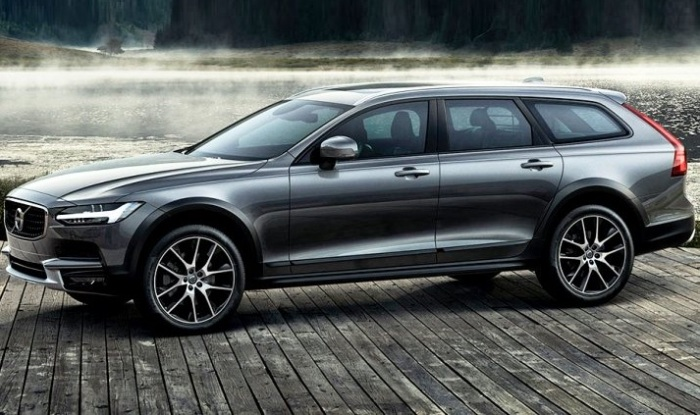 Live Updates Volvo V90 Cross Country Launched In India Priced At
