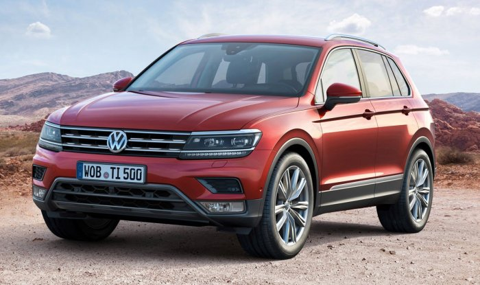 New Volkswagen Tiguan 2017 To Be Offered In Two Variant Price In
