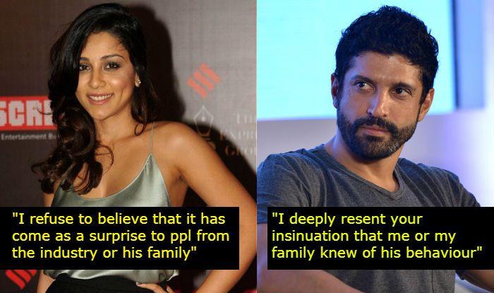 Amrita Puri Asks Why Bollywood is Shocked Over Allegations Against Sajid Khan, Farhan Akhtar Answers thumbnail