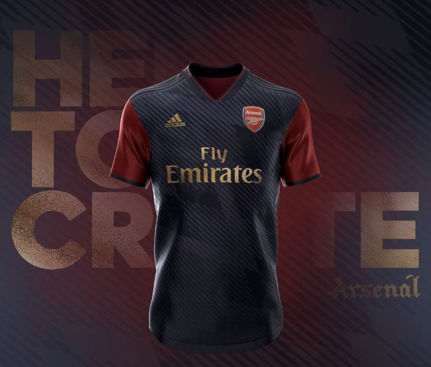 d4d00c591f0 Arsenal Adidas Concept Kit Picture Credits Twitter