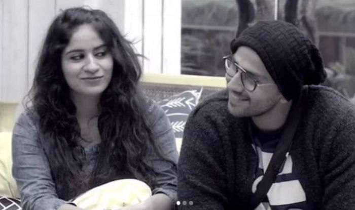 Surbhi Rana and Romil Chaudhary in Bigg Boss 12 (Photo Courtesy: Instagram/colorstv)