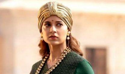 कंगना फिल्म में रानी लक्ष्मीबाई के किरदार में हैं.