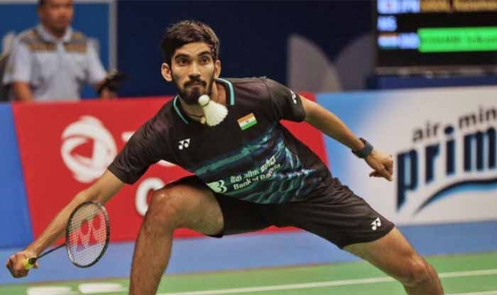 Denmark Open Badminton 2019 Day 2 HIGHLIGHTS: Kidambi Srikanth Crashes Out, Loses 14-21, 18-21 in Round 1 vs - India.com News