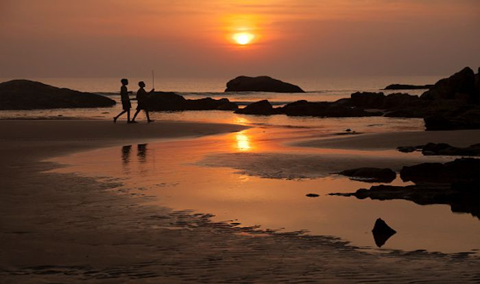 Kudle beach, Gokarna