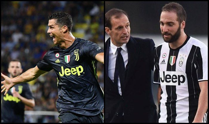 a1e5eed8bcf Juventus Showed me The Door to Make Way For Cristiano Ronaldo Claims  Gonzalo Higuain