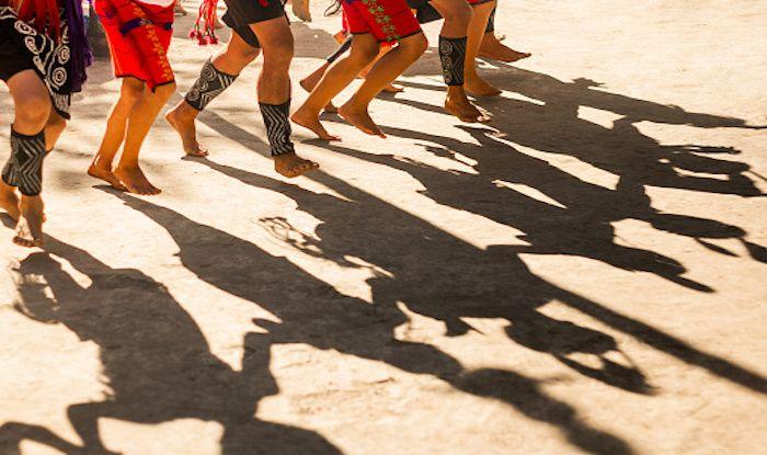 Tribal dance, Hornbill festival