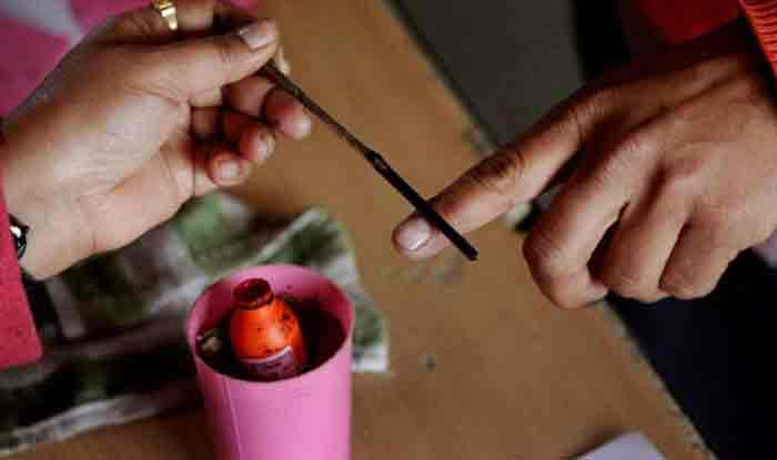 Image result for Voting underway for Haryana municipal polls