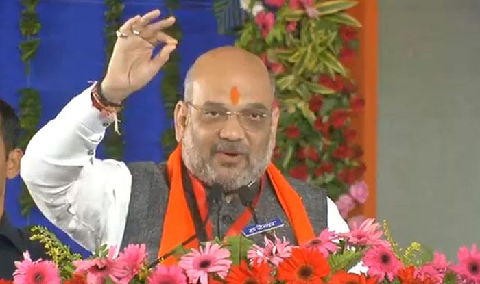 Rahul Gandhi Daydreaming of Winning MP Elections With Open Eyes, Says Amit Shah