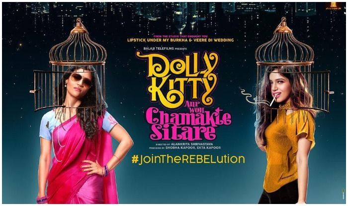 Dolly Kitty Aur Woh Chamakte Sitare First Poster Out: Bhumi Padnekar And Konkana Sen Sharma All Set to Start The