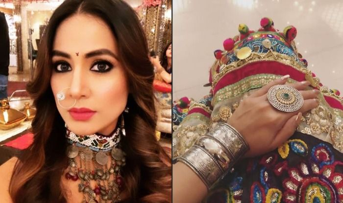Hina Khan, Picture Courtesy- Instagram/ realhinakhan